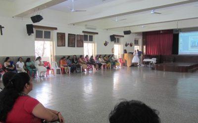 Seminar for teachers