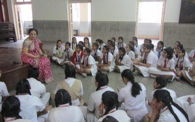 A Talk by Mrs Sangeeta Kapoor