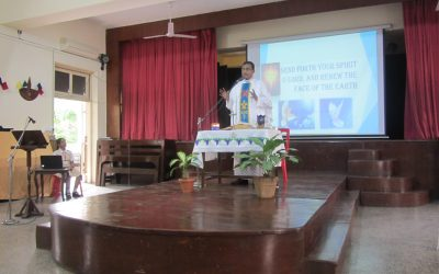 Special Eucharistic mass
